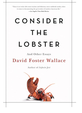 jConsider the Lobster