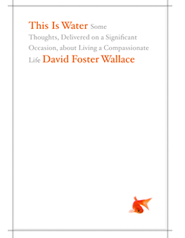 this is water pdf david foster wallace